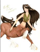 Centaur by Terrizae