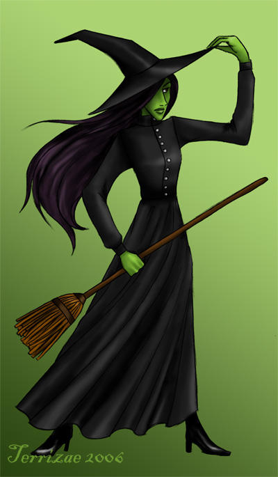Pin on Musicals |Elphaba Clipart