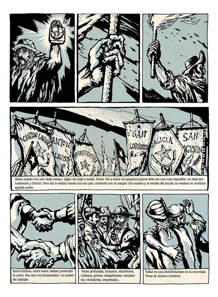 paginas de hijo del salitre 2 by Atanasio