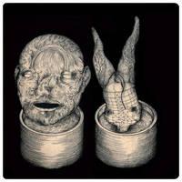 Anthropofagy Chronicles - 3 by Atanasio