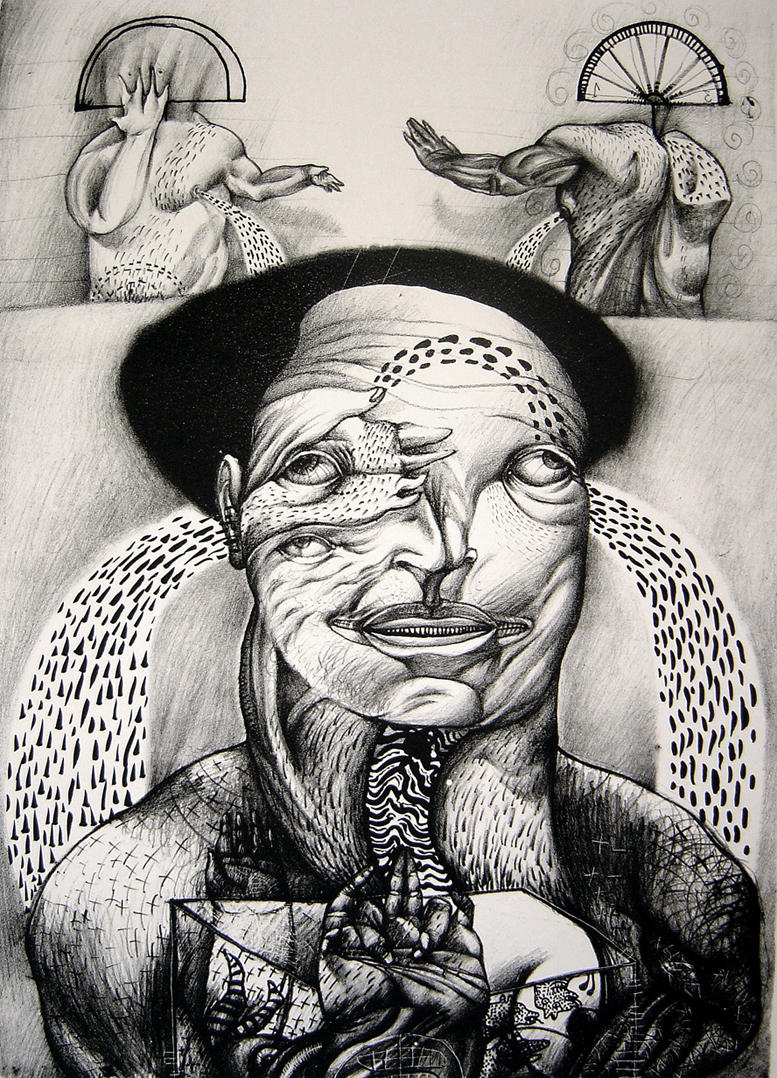 El Golem by Atanasio
