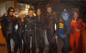 X MEN group in MEXICO