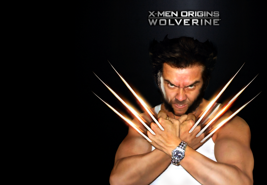 wallpaper wolverine. WOLVERINE WALLPAPER by