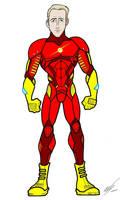 Ryan Gosling as Flash