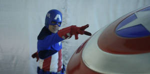 cosplay Captain America Avengers
