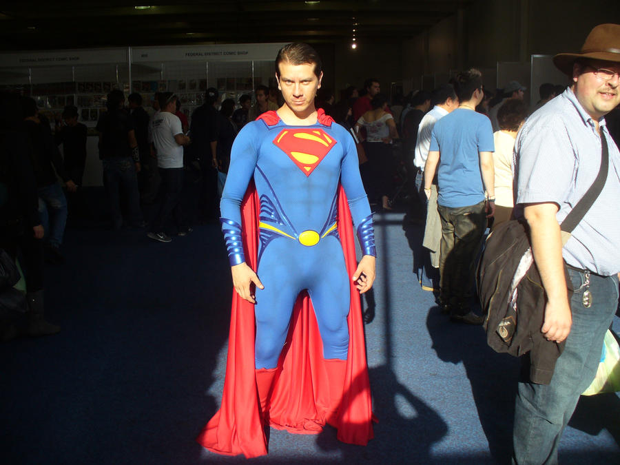 The Man of Steel Cosplay by Kryptoniano on DeviantArt