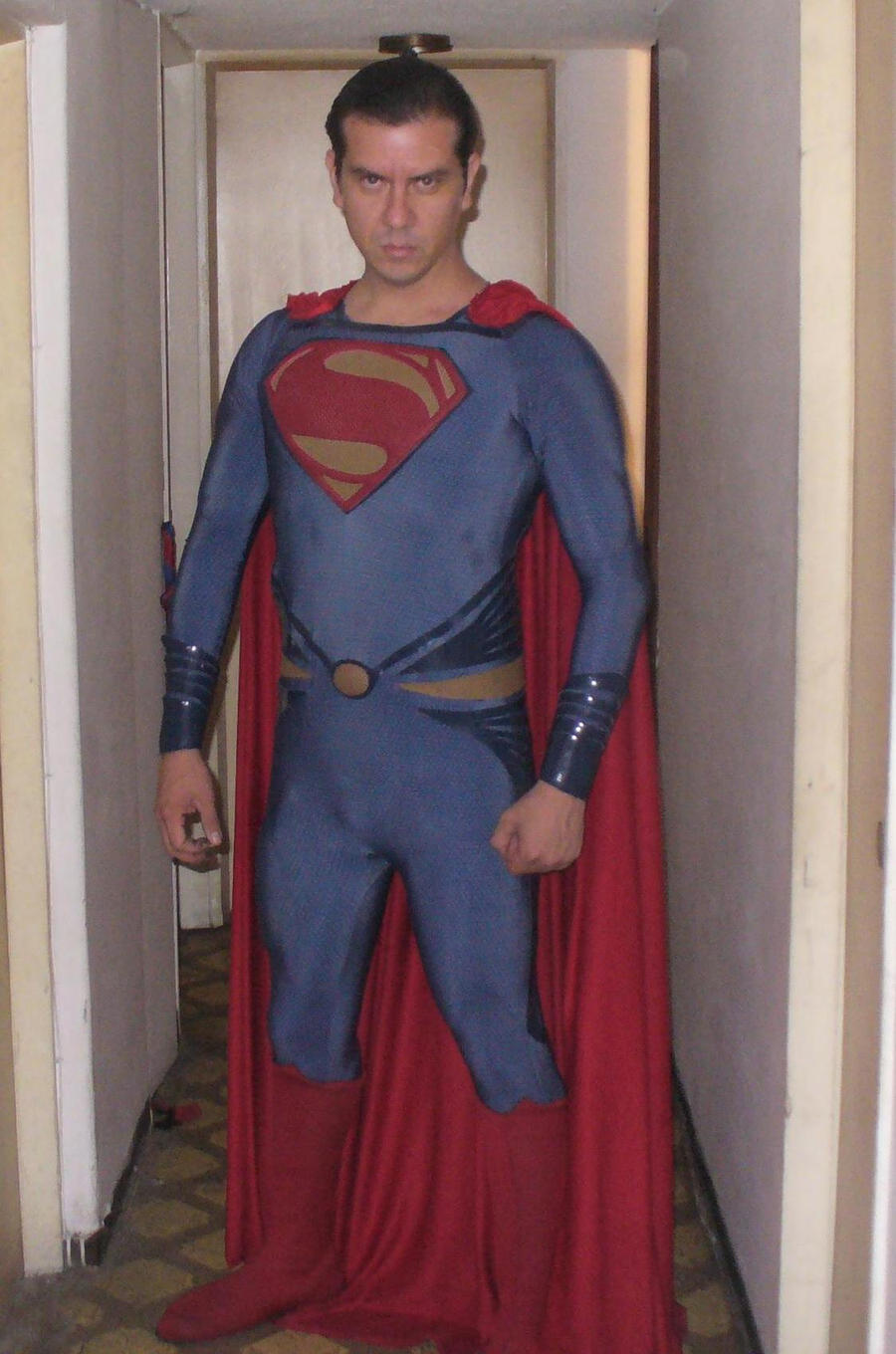 ... Man of Steel Costume by Kryptoniano  sc 1 st  DeviantArt & Man of Steel Costume by Kryptoniano on DeviantArt