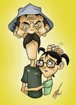 Ramon y chilindrina