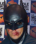 Me in Batman cosplay