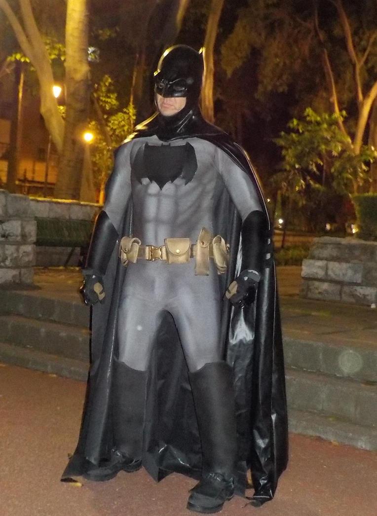 Batman ben affleck cosplay by kryptoniano on deviantart