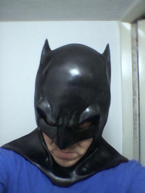 Batman Ben Affleck Cowl by Kryptoniano on DeviantArt Batman Cowl Ben Affleck