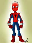 Spider-Man Nicholas Hammond