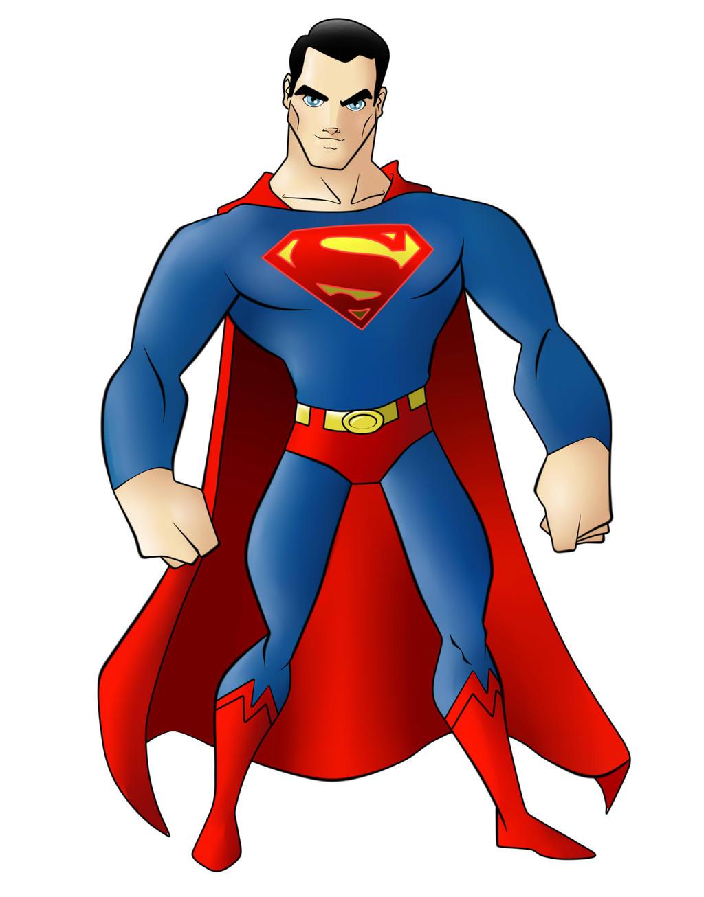Superman Debut2