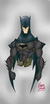 Batman Mid Body