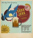 Be a Soda Jerk this summer!
