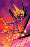 New Batgirl Desgin!