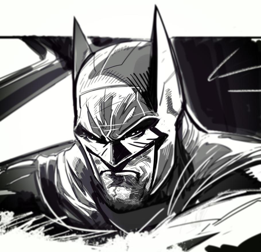 BATMAN by Fico-Ossio