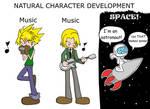 Natural Character Development