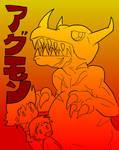 Greymon (directed by Ishiro Honda)