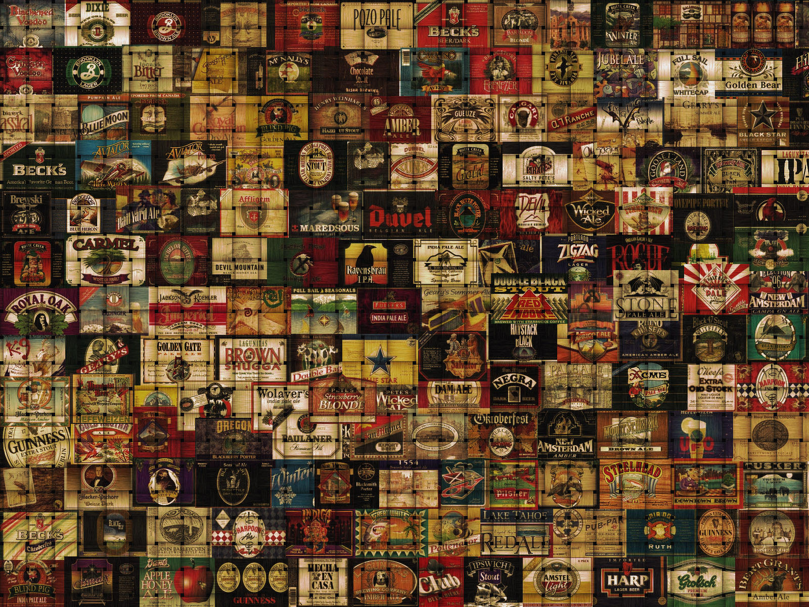 Bro Code Beer Hd Wallpaper: Beer Label Background By Rsteagall On DeviantArt
