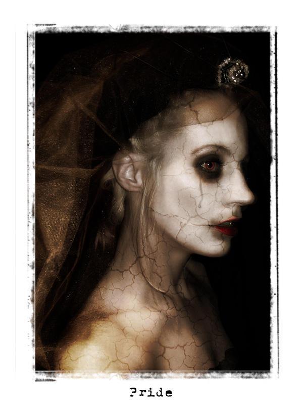 Seven Deadly Sins_Pride by phyrephoenix