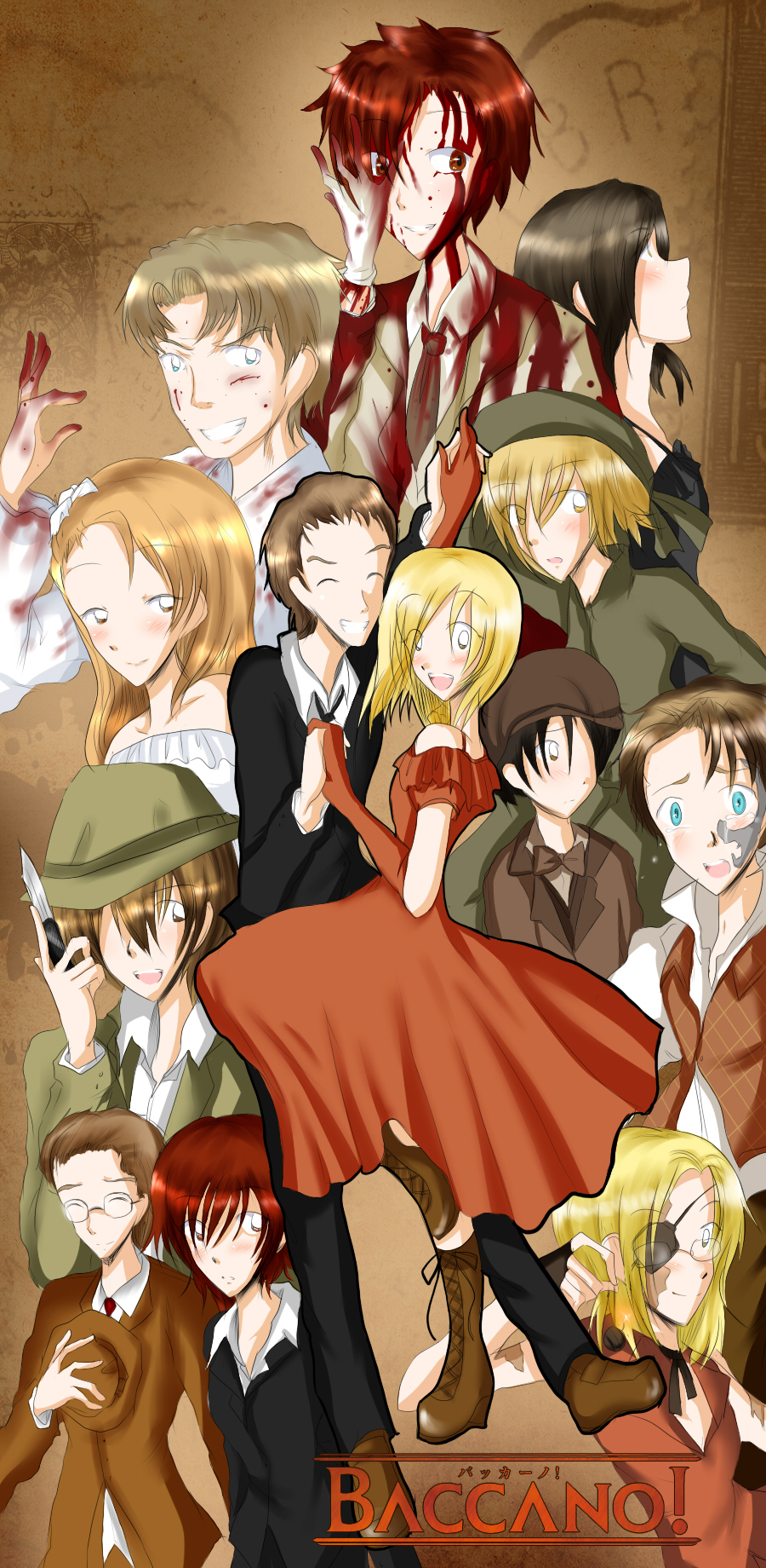 Baccano in Manhattan by HimitsuNotebook on DeviantArt