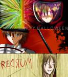 Halloween 2010: Kubricktiems
