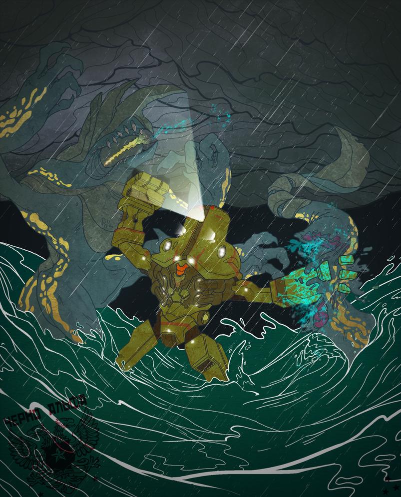 Cherno /// Kaiju by Brickerer