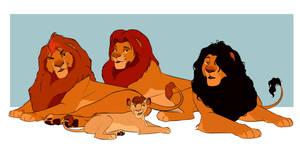 Simba's boys