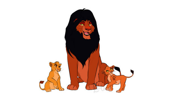 The King and the princes