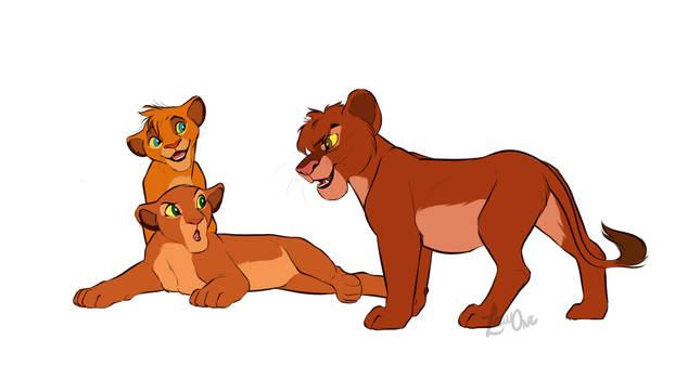 Prince's cousins