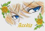 Shu Sakamaki - Acedia
