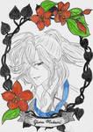 Yuma Mukami - Frame and Flowers