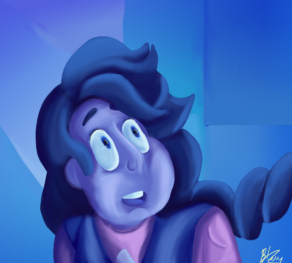 Steven Univese: And It Was Just a Thought by TheBlueLemon26