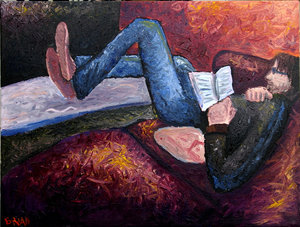 The Reader by remodernists