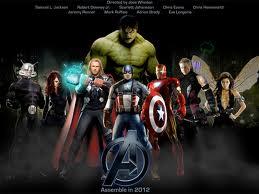 avengers by Phinbella4everandeve