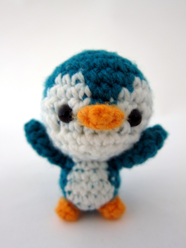 Litto Penguin 01 by nsdragons