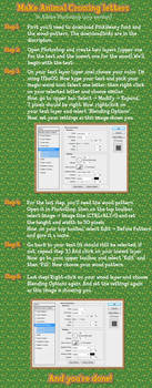 Animal Crossing font tutorial