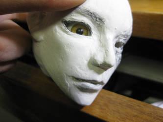 a head by ZeroluckBear