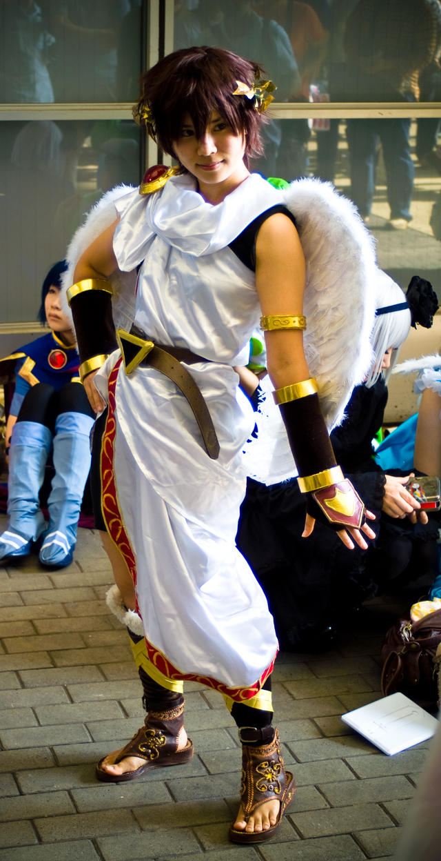 Pit Or Kid Icarus Cosplay By Eggplantwzrd On Deviantart