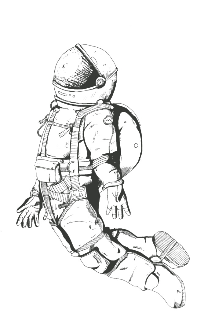 Spaceman by IbrahimCoban