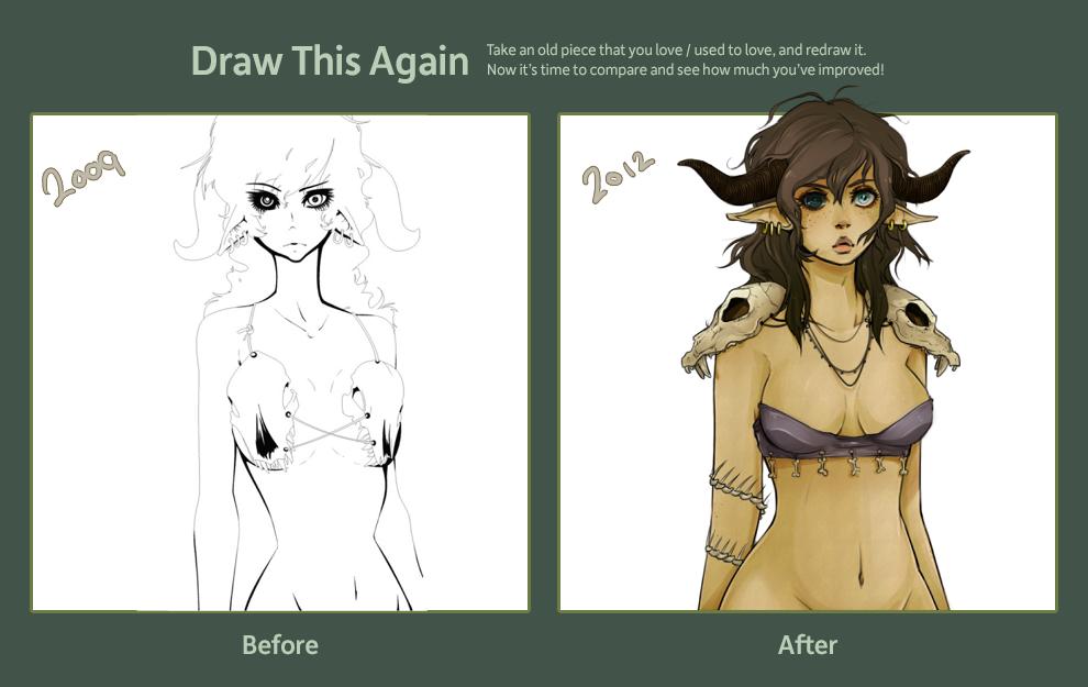 Draw this Again by emi-ku