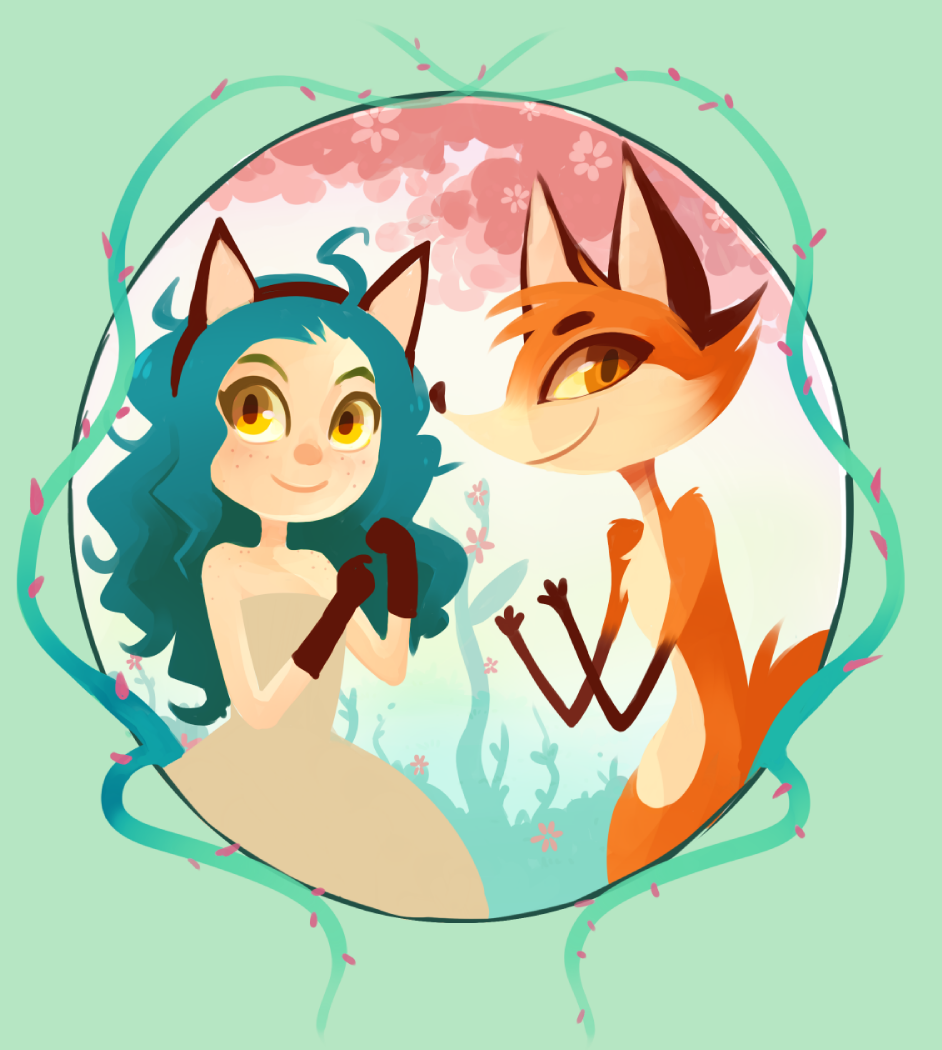 Fox Trots by emi-ku