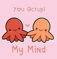 Octupi by EmiMG