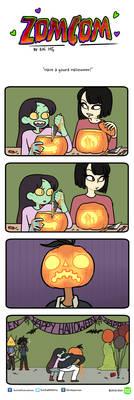 Zomcom: Have a gourd Halloween