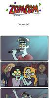 zomcom: die hard fan