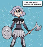 New comic series!: Axed