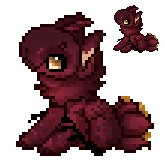 COM- JR pixel for HecticManic by FluffleBear