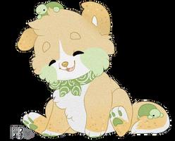 COM- YCH for Adorablysquish by FluffleBear