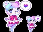 Judy Pixel doll
